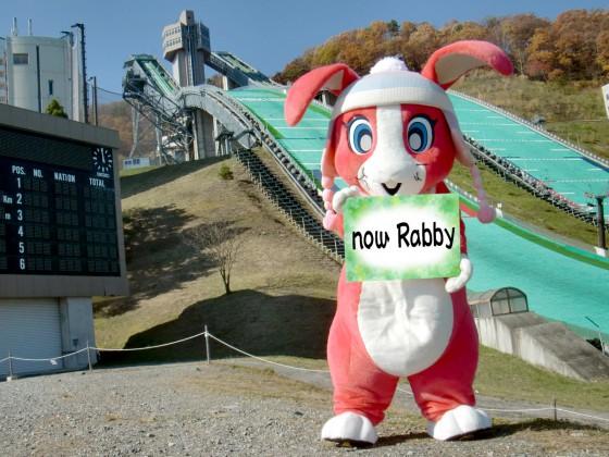 0108Snow Rabby